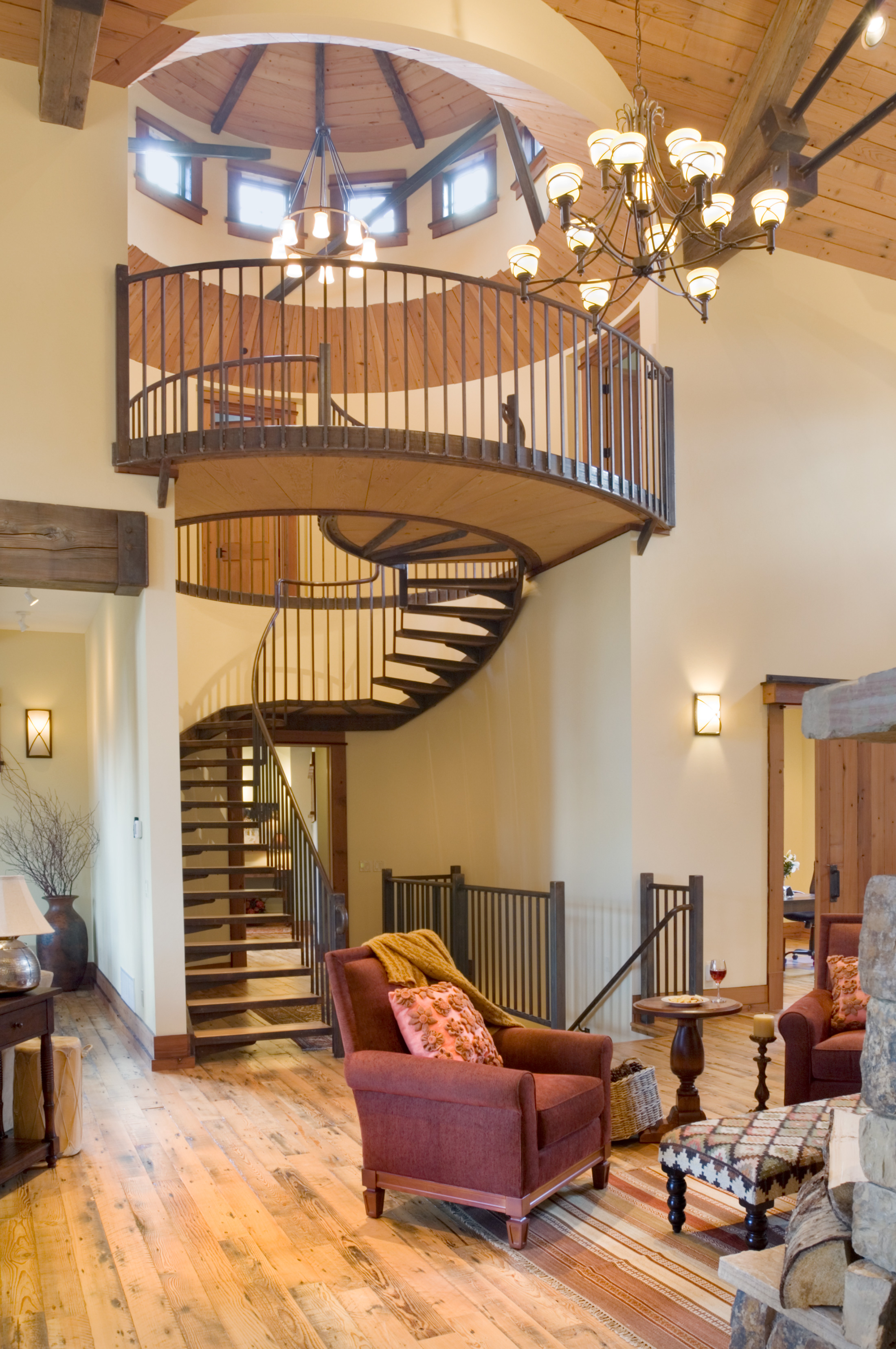 residential plaistowe stunning staircase